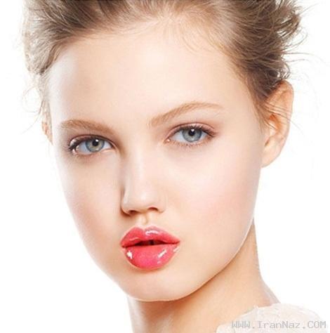 Макияж в стиле Baby Face Декор Красивые женщины