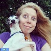 سگی شبیه سید !